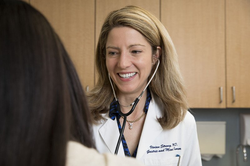 Surgeon Vivian Strong