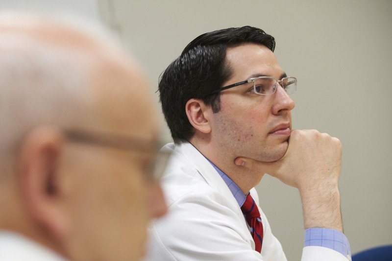 Leukemia Disease Management Team consists of specialists like Todd Rosenblat