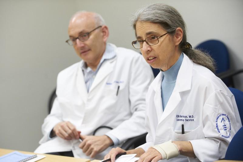 Hematologist Ellin Berman