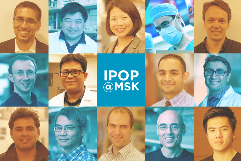 MSK Immunogenomics and Precision Oncology Platform (IPOP) Team
