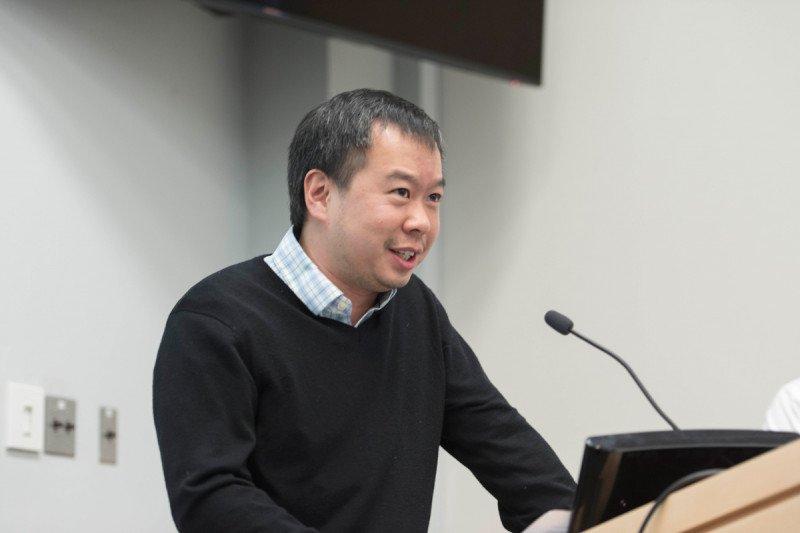 Joseph Sun of Sloan Kettering Institutes Immunology Program, Moderator.