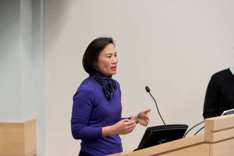 "Katharine Hsu of Memorial Sloan Kettering's Department of Medicine and Center for Cell Engineering presents, ""Harnessing NK effects in vivo against solid and hematologic cancers"""