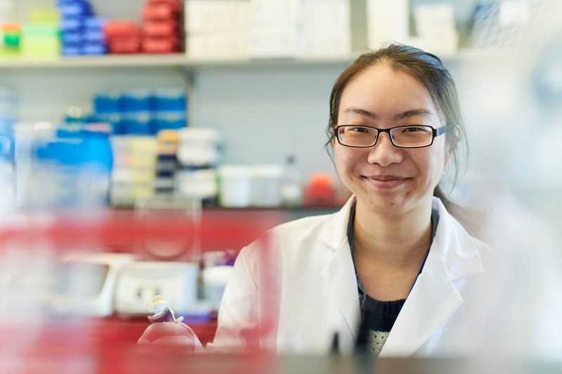 Chen Yanyang, Research Technician