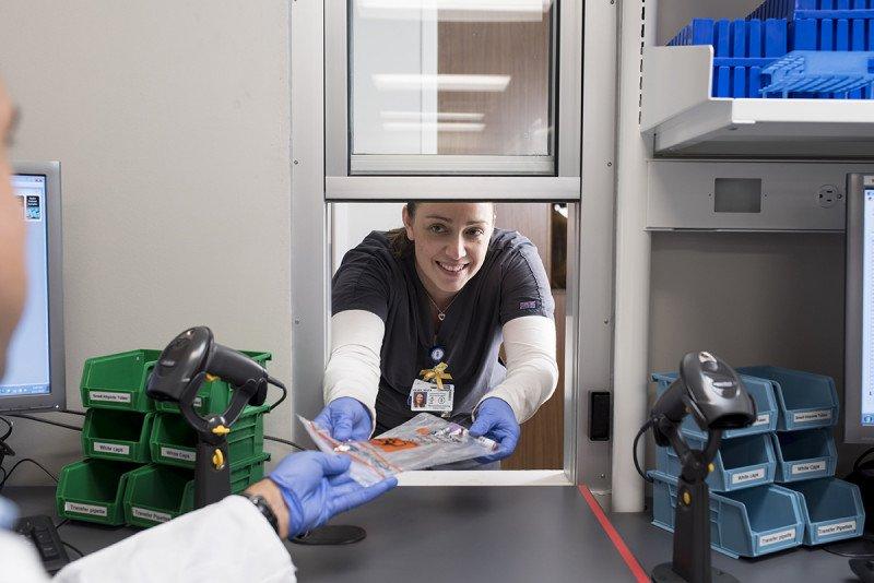 MSK Monmouth lab