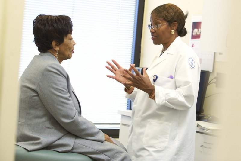 Pictured: Breast Examination Center of Harlem