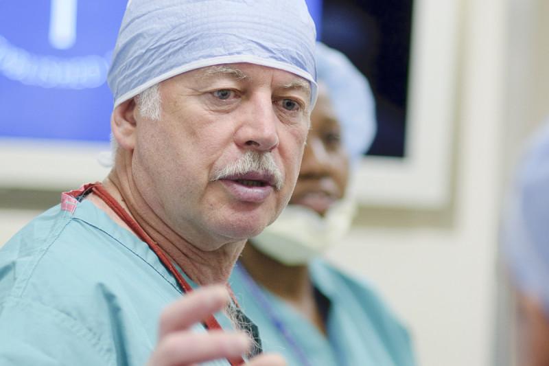 Neuro-radiologist George Krol