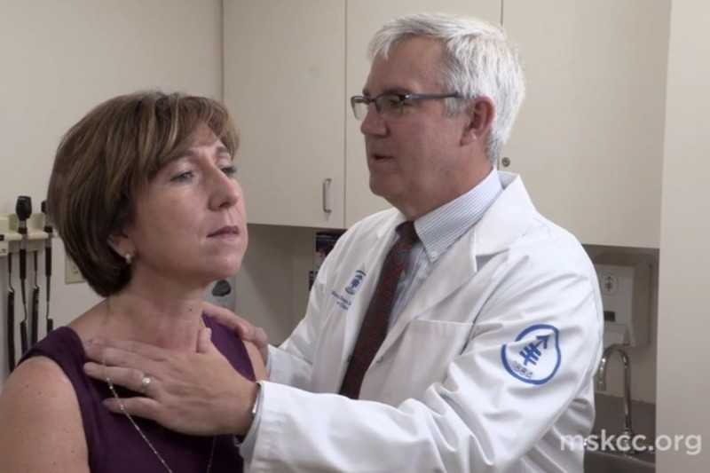 Hear from a patient who chose active surveillance rather than surgery for low-risk papillary thyroid cancer.