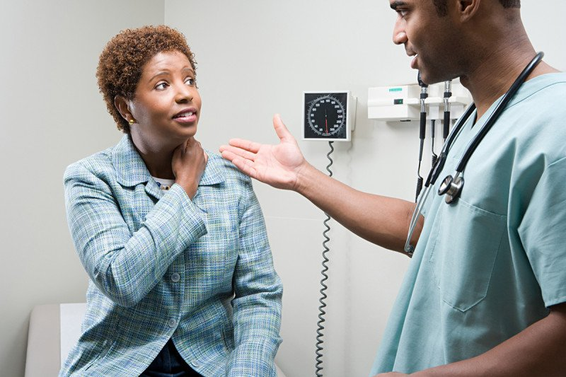 A new study suggests that healthcare providers should consider looking for  monoclonal gammopathy of undetermined significance (MGUS) in younger African Americans.