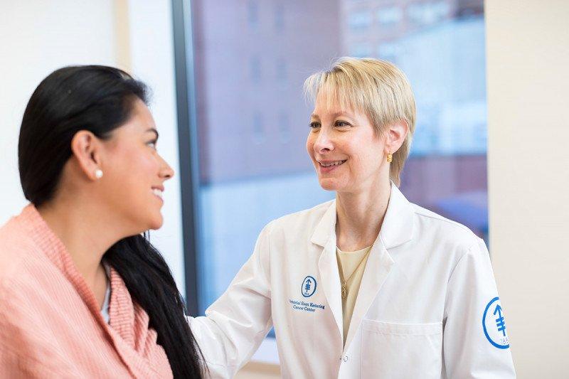 MSK Medical Oncologist Maura N. Dickler, MD