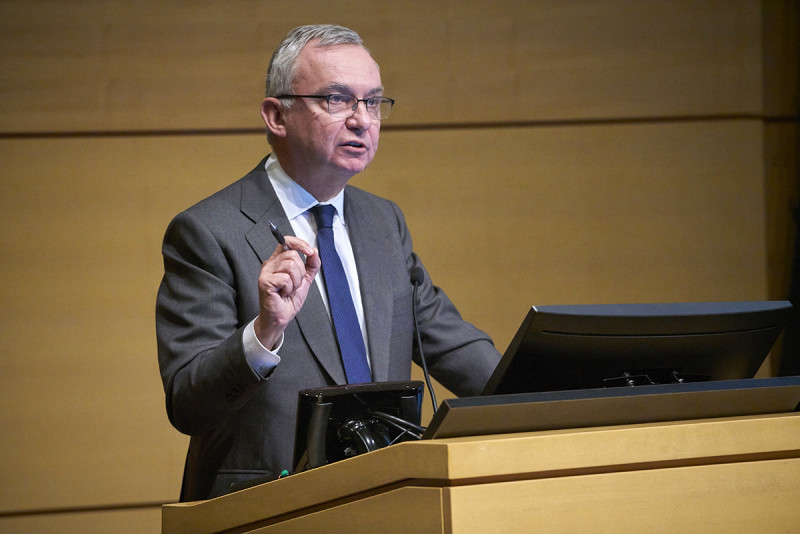 MSK Physician-in-Chief José Baselga