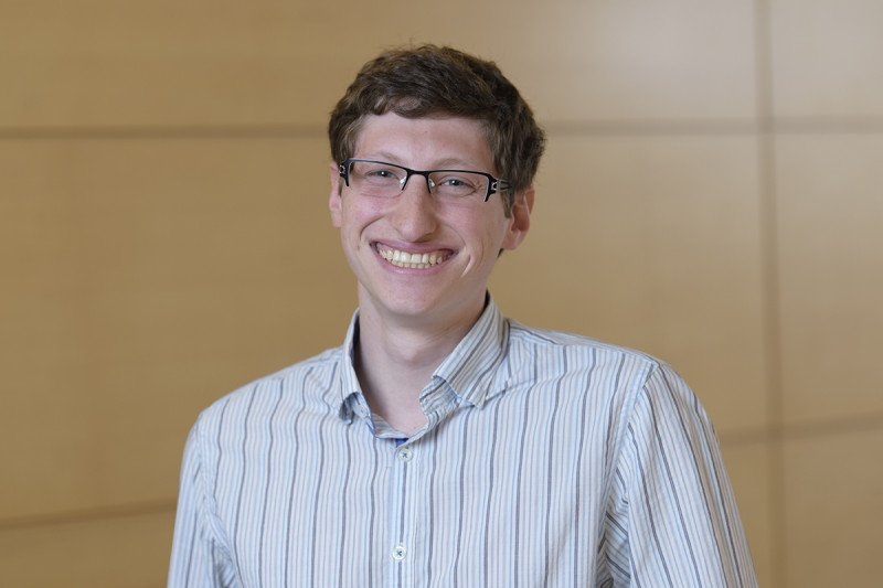 Max Levine, Computational Biologist I