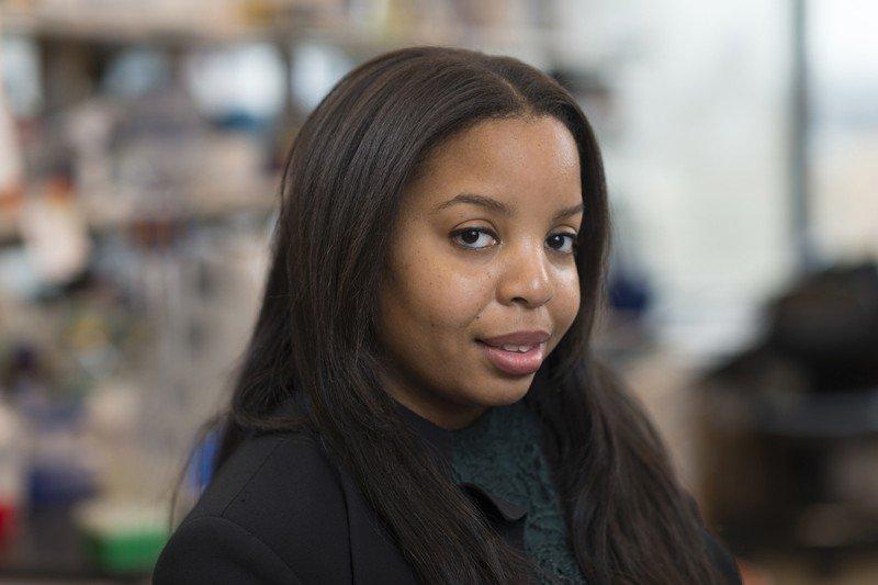 Roberta Wright, Research Technician