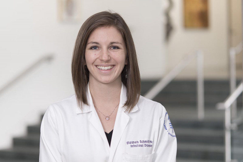 Elizabeth Schmidt, Physician Assistant