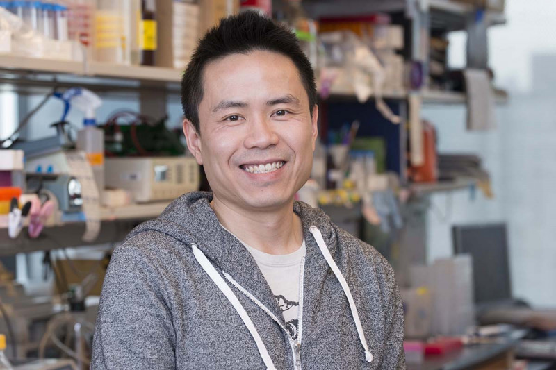 Eitan Wong, Postdoctoral Fellow