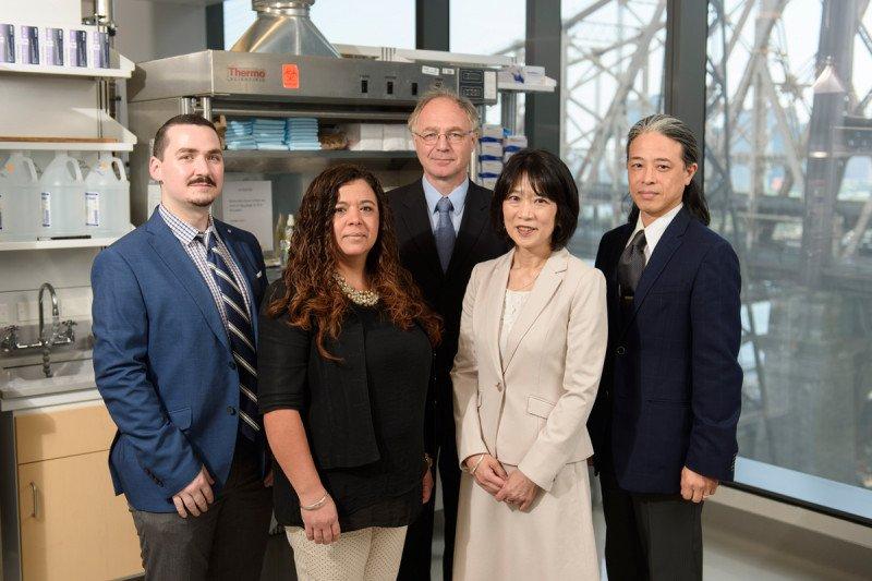 The Yukako Yagi Lab