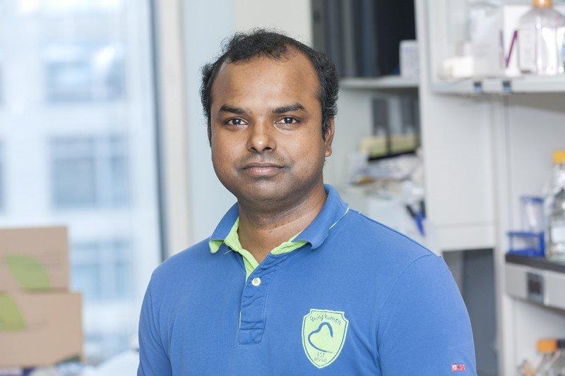 Sarvan K Radhakrishnan
