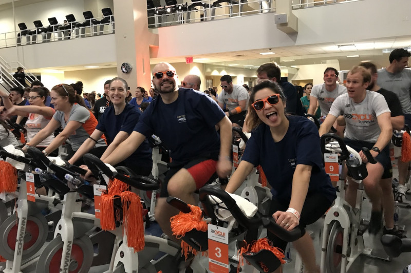 Cycle for Survival, 2018