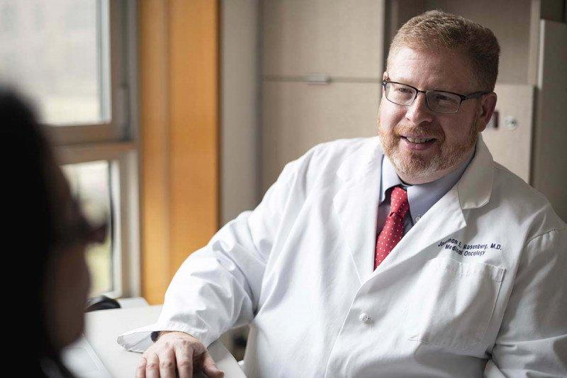 Medical Oncologist Jonathan Rosenberg