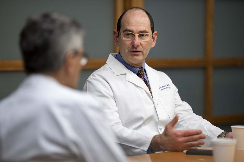 Listen to surgeon Bernard Bochner discuss some of the most common symptoms of bladder cancer.