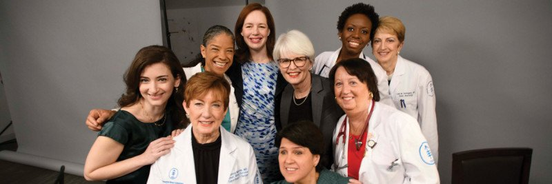 Women in Science and Medicine at MSK