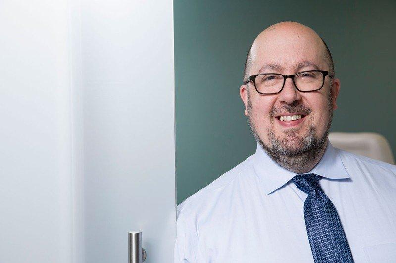 MSK medical oncologist Matthew Matasar