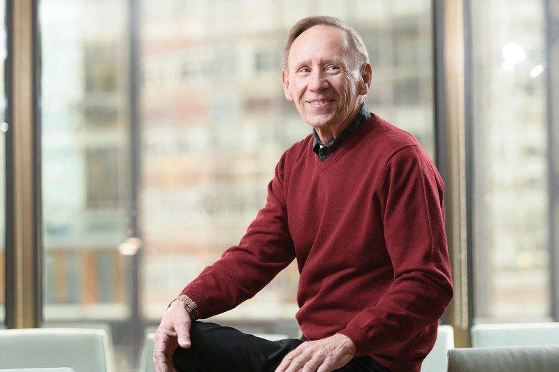 Pancreatic cancer survivor Ed Bell