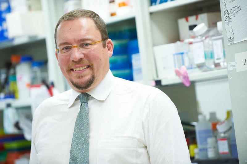 MSK physician-scientist Renier Brentjens