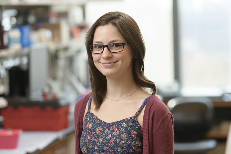 Chloe Bodden, BSc