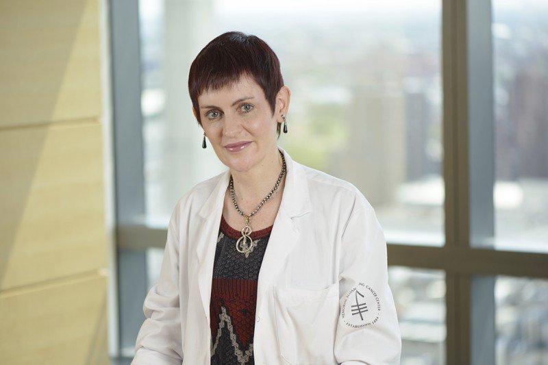 Transplant specialist Juliet Barker