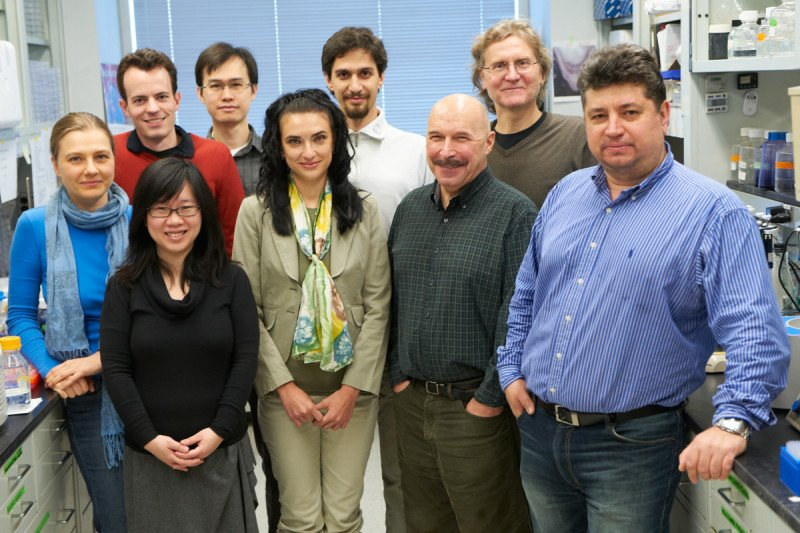 The Dimitar Nikolov Lab