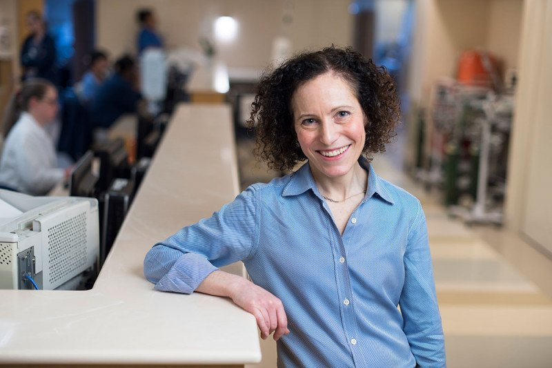MSK internal medicine specialist Deborah Korenstein