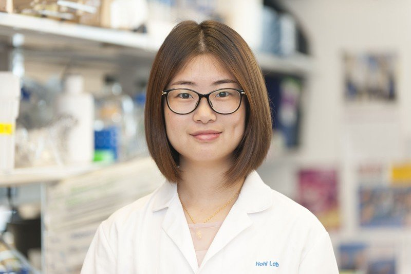 Yahui Guo, Research Fellow