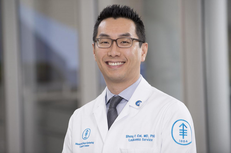 Sheng Cai, MD, PhD
