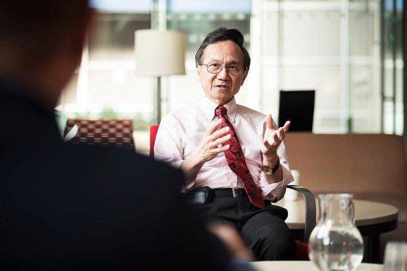 Medical oncologist Nai-Kong Cheung