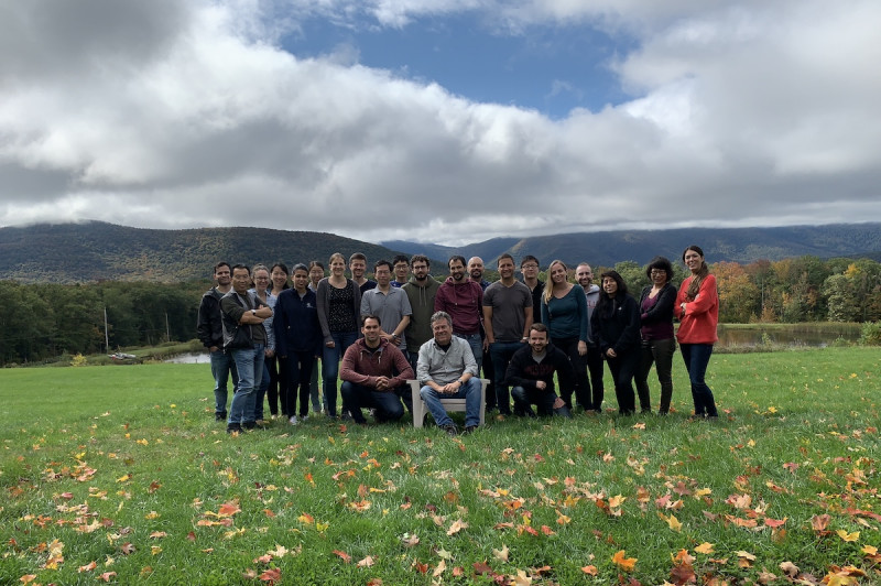 Lab Retreat, 2018