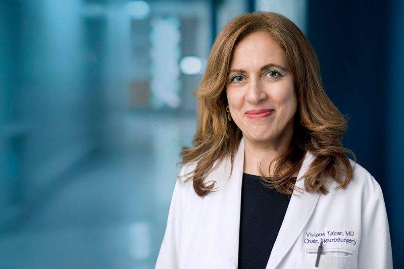 Neurosurgeon Viviane Tabar