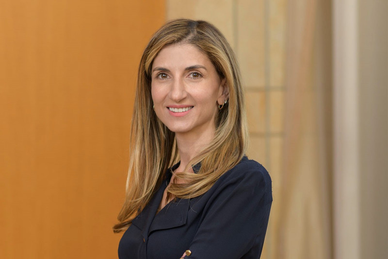 Medical Oncologist Yelena Janjigian