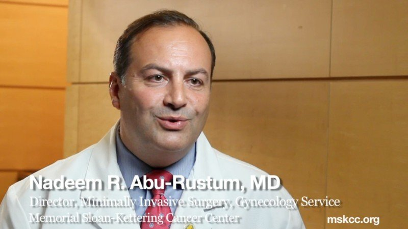 Gynecologic oncologist Nadeem Abu-Rustum discusses the prognostic and therapeutic power of sentinel lymph node mapping in gynecologic cancers.