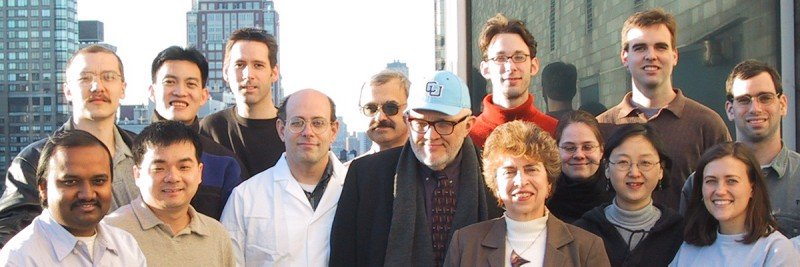 Samuel Danishefsky Lab Group