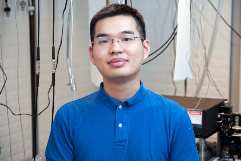 Pictured: Pai-tseng Kuo