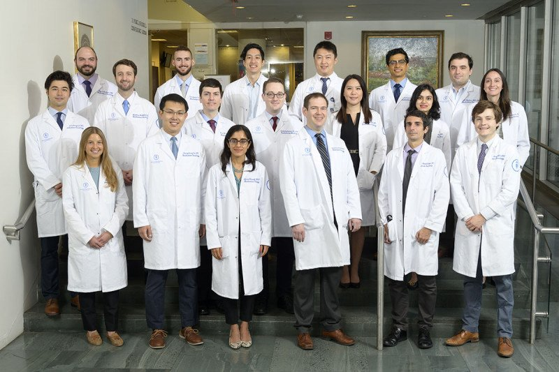 Memorial Sloan Kettering's radiation oncology residents and fellows.