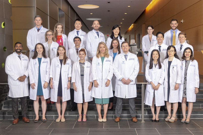 Radiation Oncology Residency: Our Residents & Fellows