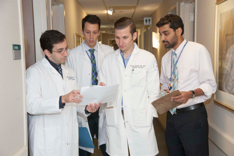 Radiation Oncology Residency | Memorial Sloan Kettering