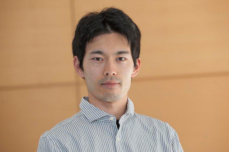 Pictured: Kosuke Funato