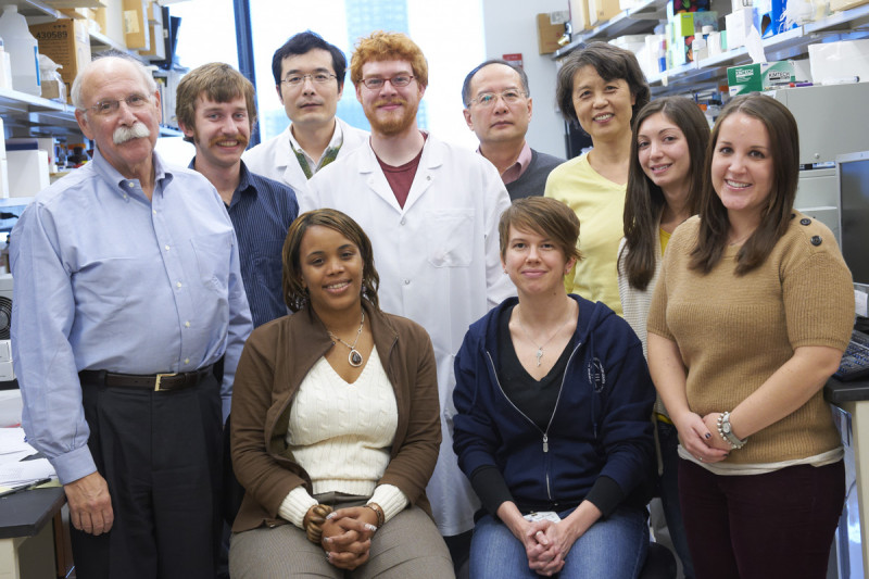 Pictured: Pasternak Lab