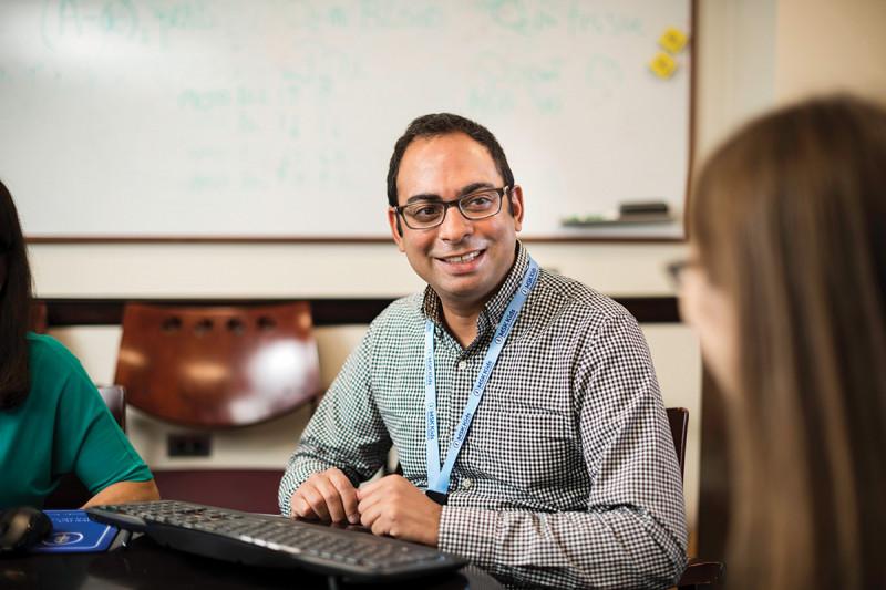"""MSK Kids pediatric oncologist Neerav """"Neal"""" Shukla"""
