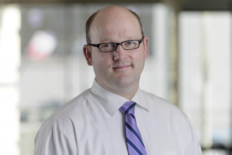 Memorial Sloan Kettering neuro-oncologist Christian Grommes