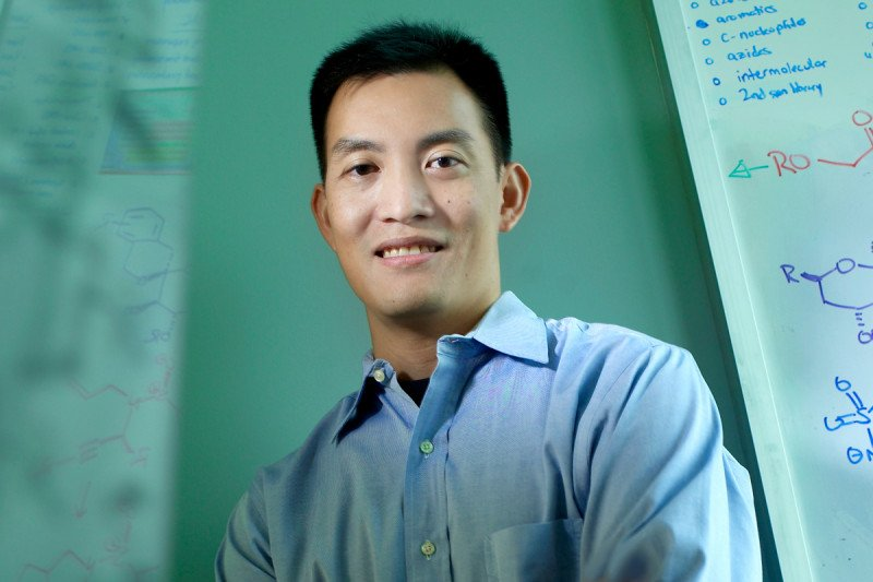 Derek Tan researches chemistry and chemical biology at MSKCC