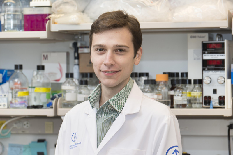 Stanislav Dikiy, Research Technician