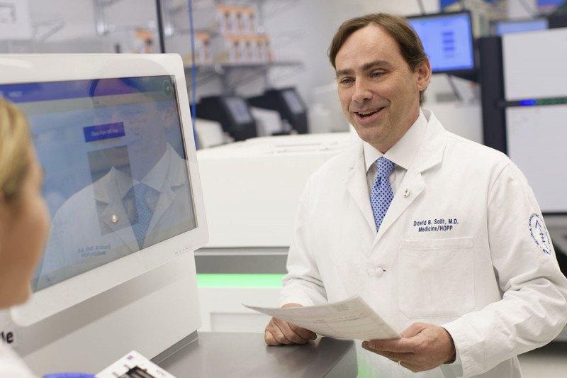 David Solit, MD